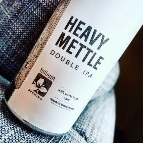 Обзор пива. Trillium Heavy Mettle.