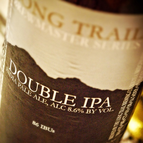 Обзор пива. Long Trail Double IPA (Brewmaster Series).