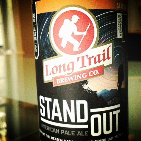 Обзор пива. Long Trail Stand Out.