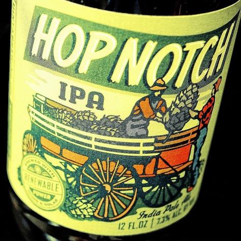 Обзор пива. Uinta Hop Notch.
