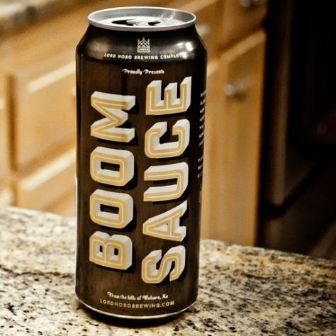 Обзор пива. Lord Hobo Boom Sauce.