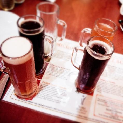 Крафтовая пивоварня. Old Harbor Brewery.