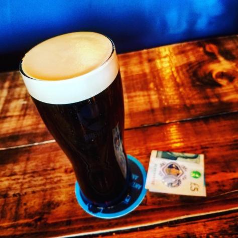 Виды стаутов. BrewDog Jet Black Heart. Обзор пива.
