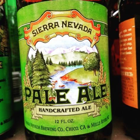Обзор пива. Sierra Nevada Pale Ale.