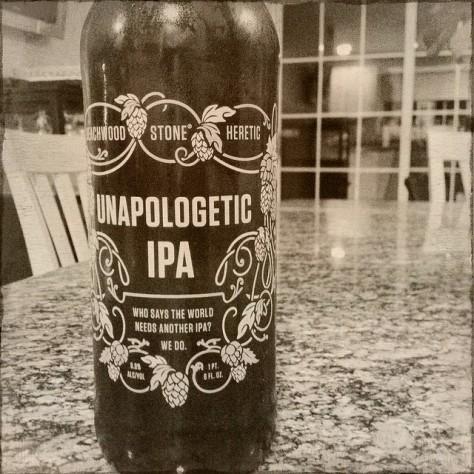 Обзор пива. Stone Unapologetic IPA.