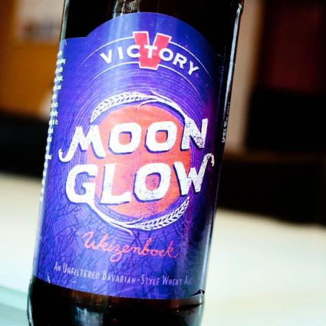 Обзор пива. Victory Moonglow.