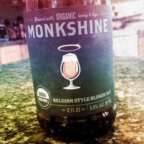 Обзор пива. Uinta Monkshine.