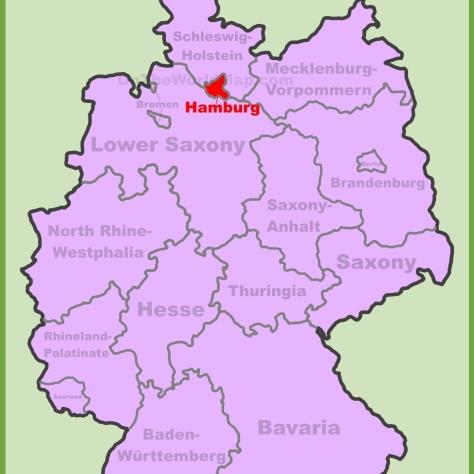 Об интересном сорте. Берлинер Вайс. Berliner Weissbier. Карта Германии.