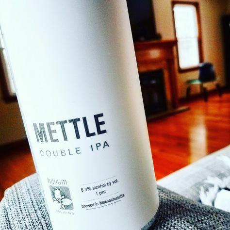 Обзор пива. Trillium Mettle.