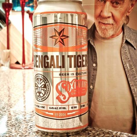 Обзор пива. Sixpoint Bengali Tiger.