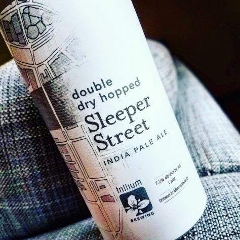 Обзор пива. Trillium Sleeper Street.