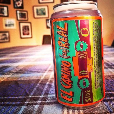 Обзор пива. Stone El Camino (Un)Real Black Ale.