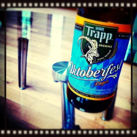 Обзор пива. Von Trapp Oktoberfest.