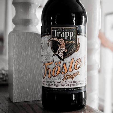Обзор пива. Von Trapp Trosten.