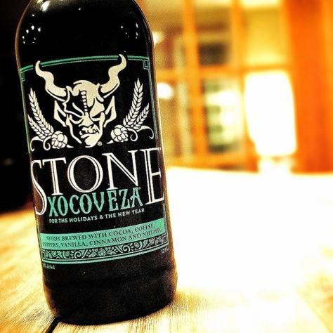 Обзор пива. Stone Xocoveza.