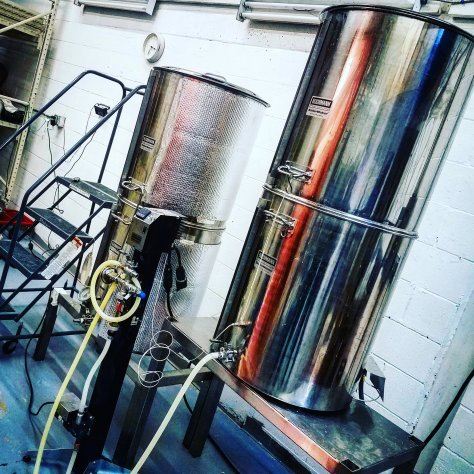 Крафтовая пивоварня. Third Colony Brewery.