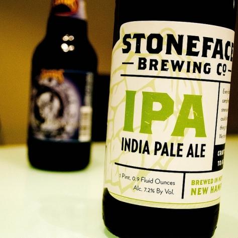 Обзор пива. Stoneface IPA.