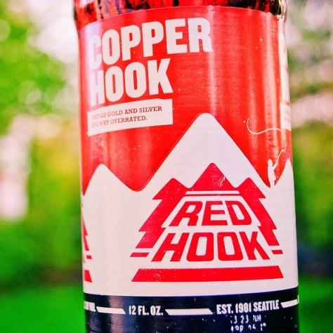 Обзор пива. Redhook Copperhook.
