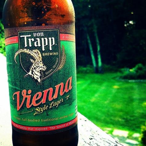 Обзор пива. Von Trapp Vienna Lager.