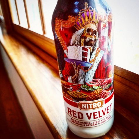 Обзор пива. Ballast Point Red Velvet.