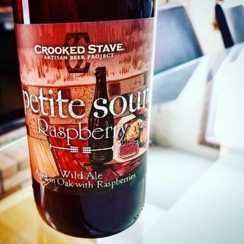 Обзор пива. Crooked Stave Petite Sour Raspberry.
