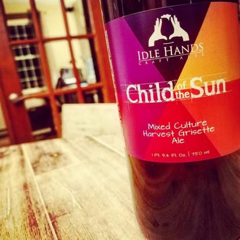 Гризетт. Описание сорта. Idle Hands Child of the Sun. Обзор пива.