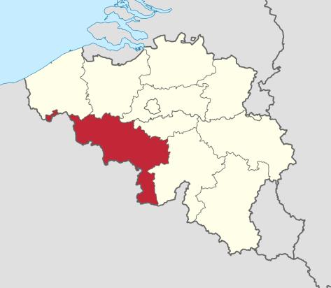 Гризетт. Grisette. Бельгийская провинция Эно [по-французски Hainaut].