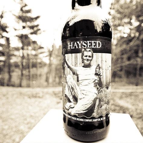 Обзор пива. Smuttynose Hayseed.