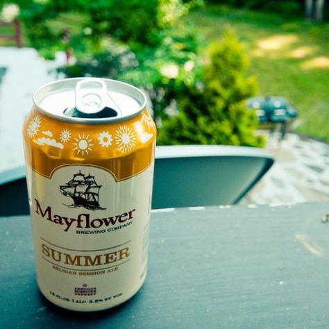 MAYFLOWER SUMMER. [ОБЗОР ПИВА].