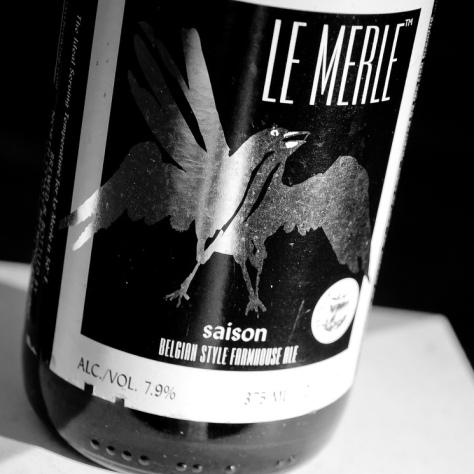 Обзор пива. North Coast Le Merle.