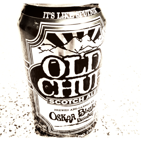 Обзор пива. Oskar Blues Old Chub.