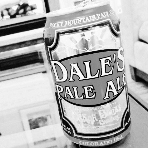 Обзор пива. Oskar Blues Dale's Pale Ale.