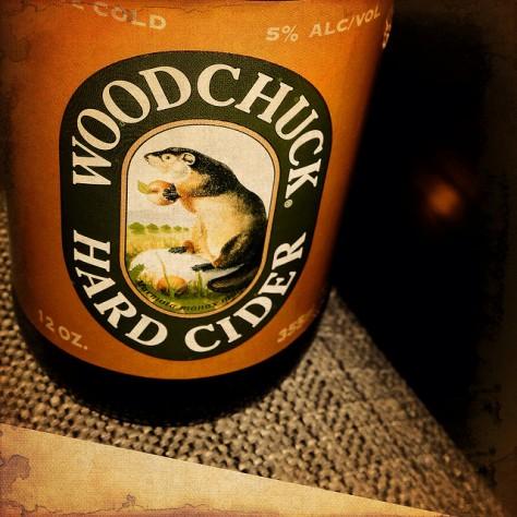 Обзор крепкого сидра. Woodchuck Dark and Dry 802.