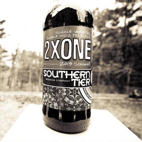 Обзор пива. Southern Tier 2XONE.