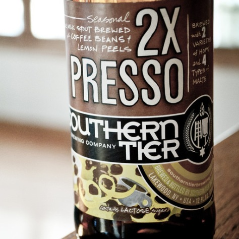 SOUTHERN TIER 2XPRESSO. [ОБЗОР ПИВА].