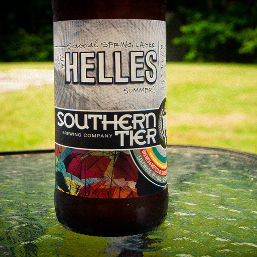 Обзор пива. Southern Tier Where The Helles Summer?