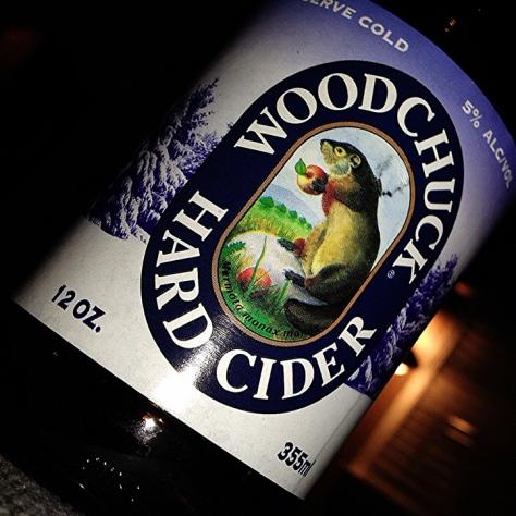 Обзор крепкого сидра. Woodchuck Winter.