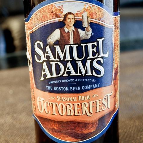 Обзор пива. Samuel Adams Octoberfest.