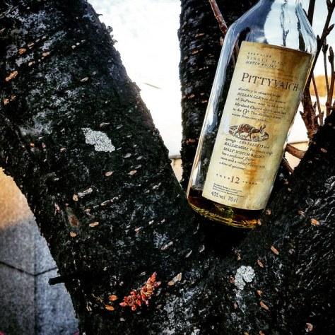 Обзор виски. Pittyvaich 12.