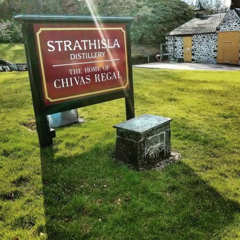 Дистиллерия Strathisla [Distillery].