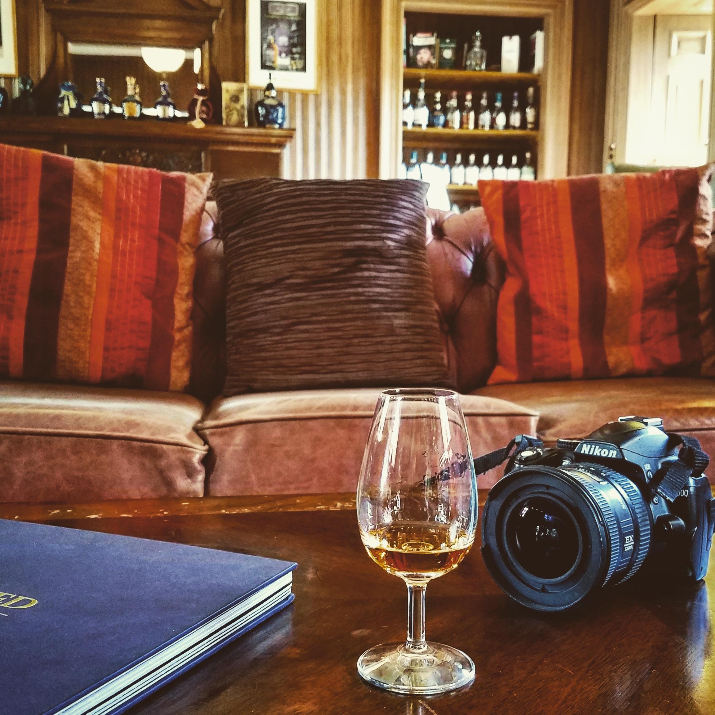Торфяной виски. Peated [single malt] whisky.