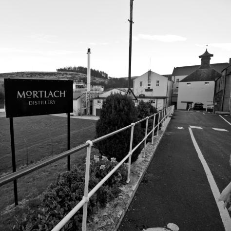 Дистиллерия Мортлах. Mortlach Distillery.