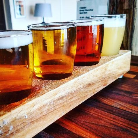 Крафтовая пивоварня. Woodland Farms Brewery.