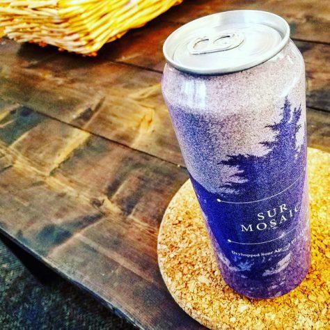 Обзор пива. To Øl Sur Mosaic.