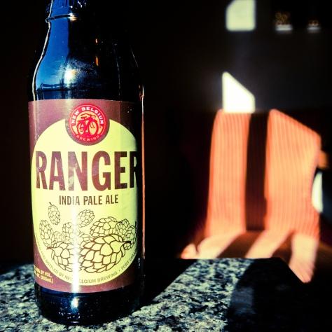 Обзор пива. New Belgium Ranger.