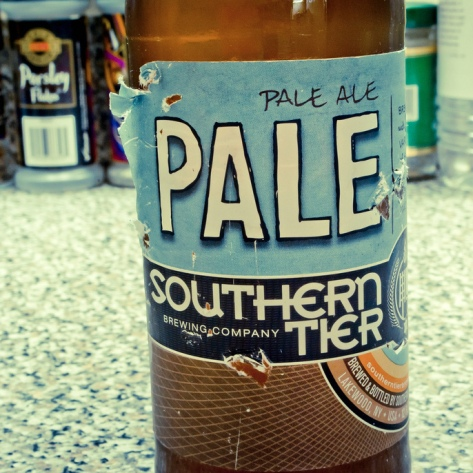 Обзор пива. Southern Tier Pale.