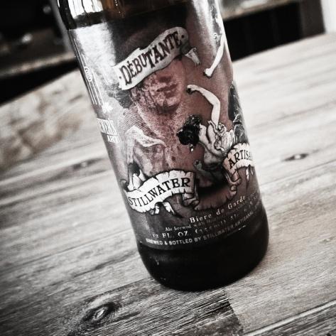 Обзор пива. Stillwater Debutante.