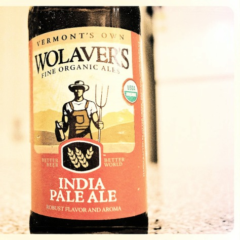 Обзор пива. Wolaver's India Pale Ale.