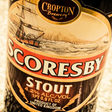 Cropton Scoresby Stout. [Обзор пива]