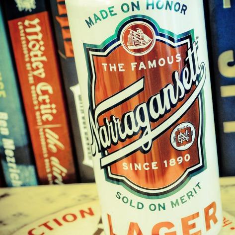 Обзор пива. Narragansett Lager.